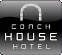 An image labelled Coach House Hotel Oranmore Logo