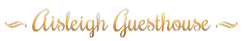 An image labelled Aisleigh Guesthouse Logo