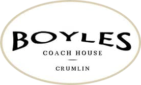 An image labelled Boyles Coach House Logo