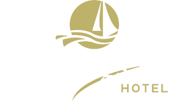 An image labelled Downings Bay Hotel Logo