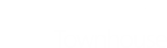 An image labelled Eyre Square Townhouse Logo