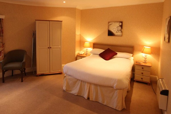 An image labelled Executive Double Room