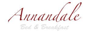 An image labelled Annandale Bed & Breakfast Logo