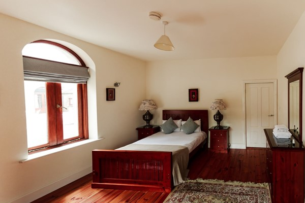 An image labelled 2 Bedroom - Sleeps 4 Double & Twin Apartment