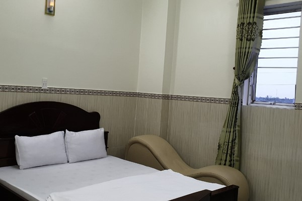 An image labelled Standard Double Room