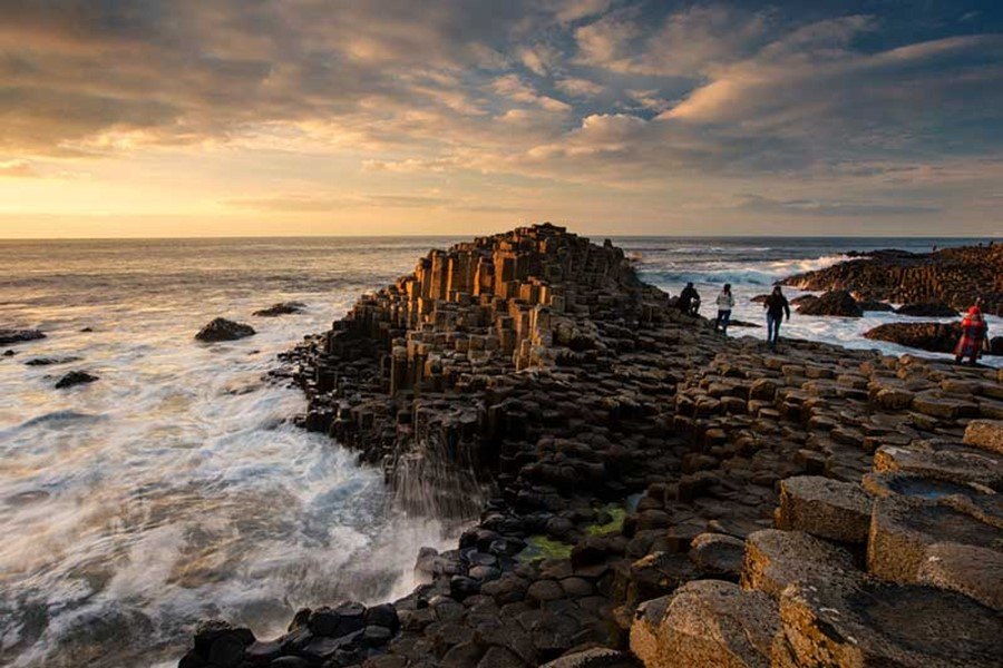 Hotels near the giants causeway