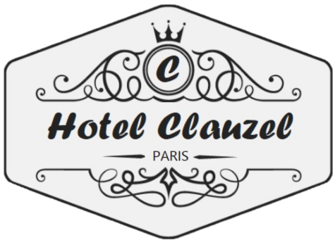 An image labelled Hôtel Clauzel Logo