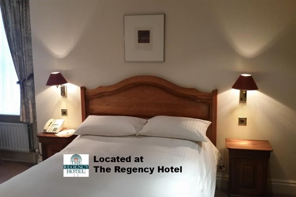 An image labelled Deluxe Room