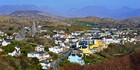 An image labelled The Town of Clifden