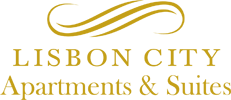 An image labelled Lisbon City Suites Logo