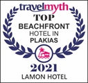 hotels on the beach in Plakias