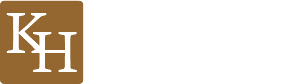 An image labelled Killarney House Cork Logo