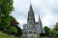 St. Finbarre's Cathedral Cork City