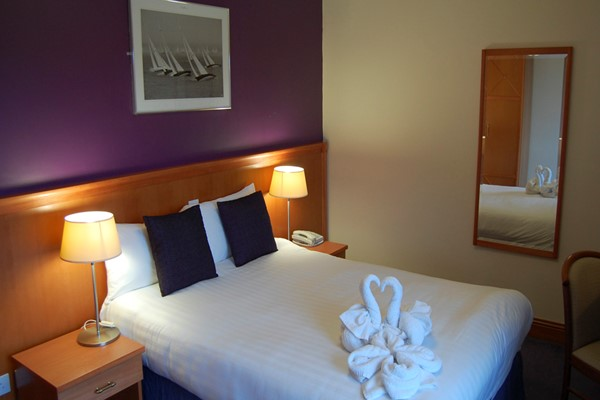 An image labelled Double Deluxe Room
