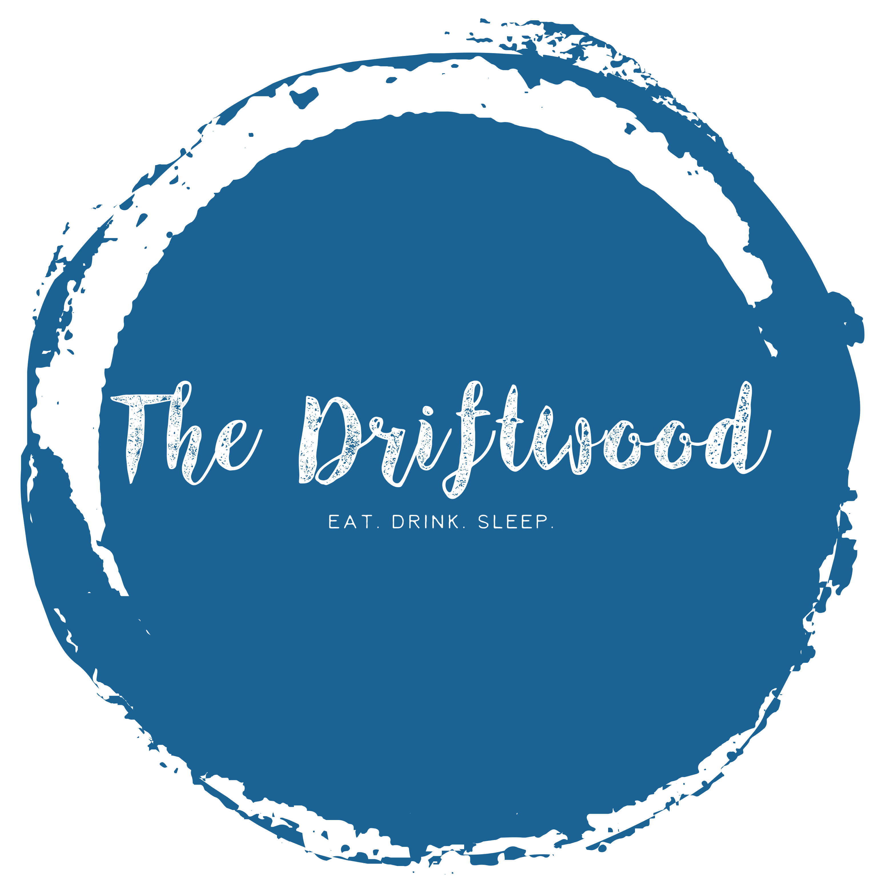 An image labelled The Driftwood Logo