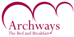 An image labelled Archways B and B Rosslare Logo