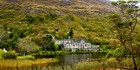 An image labelled Kylemore Abbey & Victorian Walled Gardens