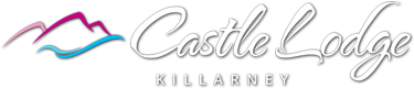 An image labelled Castle Lodge Killarney Logo
