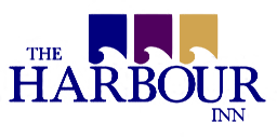 An image labelled The Harbour Inn Logo