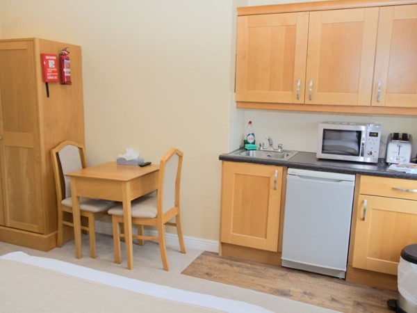 An image labelled Kitchen or kitchenette