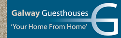 An image labelled Galway Guesthouses Logo