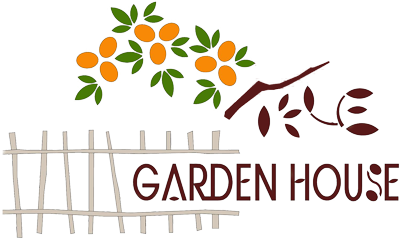 An image labelled Garden House Phu Quoc Logo