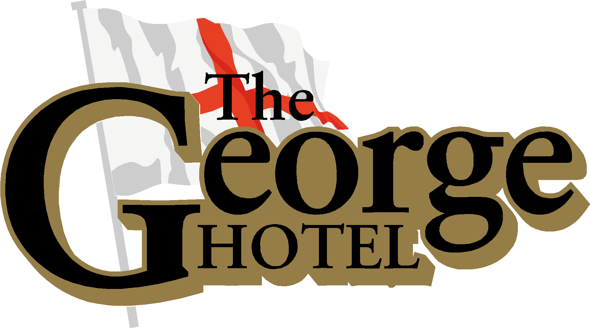 An image labelled The George Hotel Logo