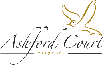 An image labelled Ashford Court Boutique Hotel Logo