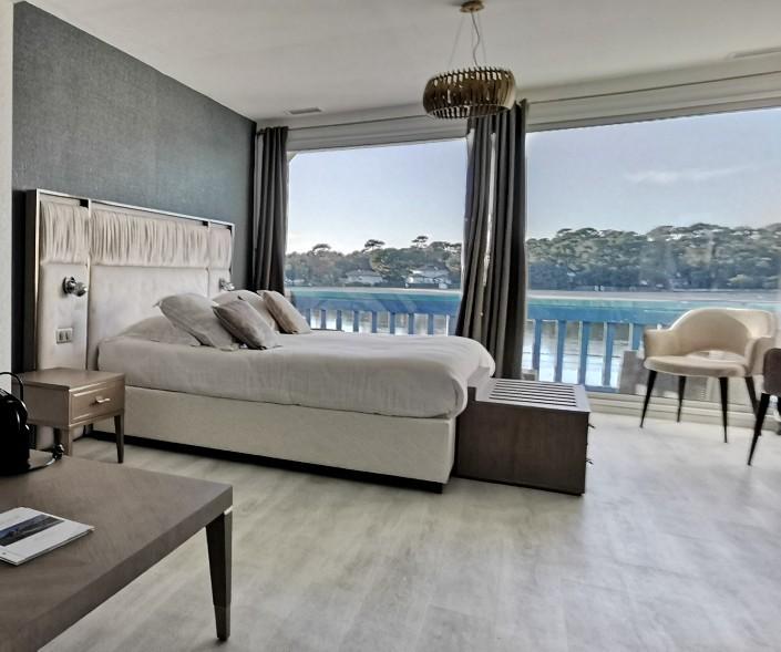 Chambre Suite Prestige avec vue sur le lac