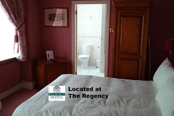 An image labelled 2 Room Suite
