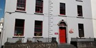 An image labelled Welcome to Kilkenny Tourist Hostel