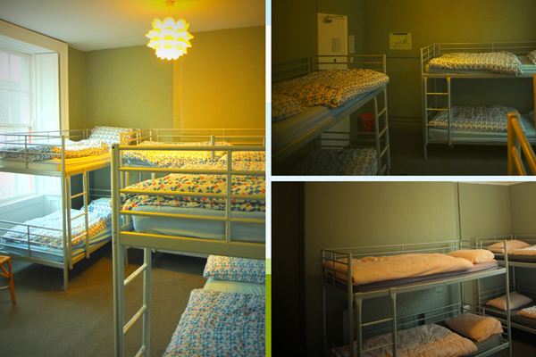 An image labelled 8 Bed Room
