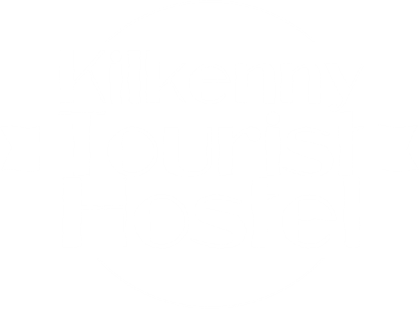 An image labelled Kilkenny Tourist Hostel Logo