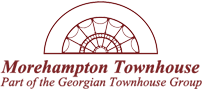 An image labelled Morehampton Townhouse Logo