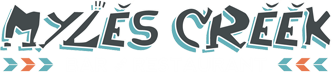 An image labelled Myles Creek Bar Guesthouse Logo