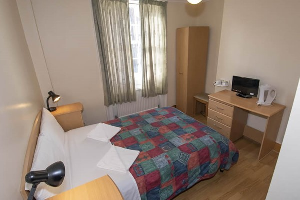 An image labelled Double Room