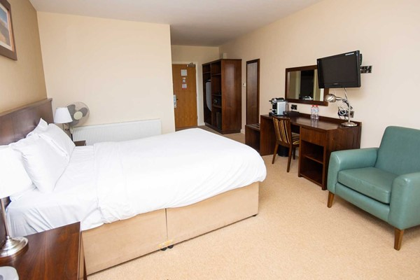 An image labelled Superior Suite Room