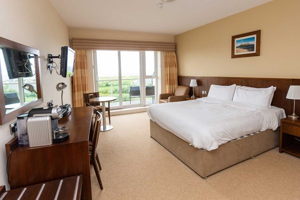 An image labelled Small Superior Suite Room